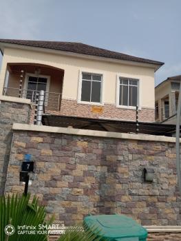 4 Bedroom Semi-detached Duplex with a Bq, Chevy View Estate, Lekki, Lagos, Semi-detached Duplex for Rent