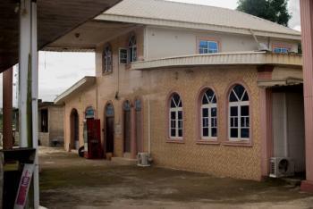 Mega Filling Station with Cofo, Adjacent Futa Akure  The Divine Fruits, Akure, Ondo, Commercial Property for Sale