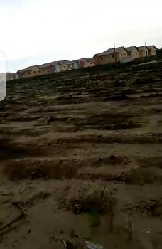 Estate Land 100 Percent Dry, Few Minutes Away From Shoprite, Sangotedo, Ajah, Lagos, Residential Land for Sale