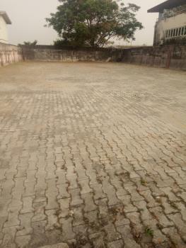 Fenced, Gated and Interlocked 760sqm of Land, Off Awolowo Road, Falomo, Ikoyi, Lagos, Mixed-use Land for Sale