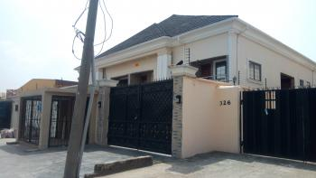 Luxuriously Built 4 Unit of 3 Bedroom and 4 Unit of 2 Bedroom Flat, Omole Phase 1, Ikeja, Lagos, Block of Flats for Sale