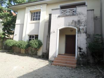 5 Bedrooms with Bq, Wuse 2, Abuja, Semi-detached Duplex for Sale