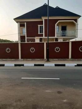 New 4bedroom Duplex with Two Unit of 2bedroom, Estate, New Oko-oba, Agege, Lagos, Block of Flats for Sale