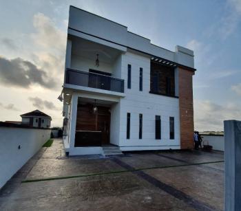 Brand New White Luxury Duplex, Chevron Axis., Lekki, Lagos, Detached Duplex for Sale