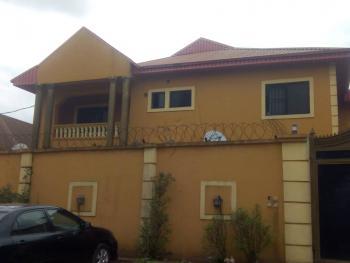 Clean Block of 4 Flats 3bedroom, Unity Estate, Egbeda, Alimosho, Lagos, Block of Flats for Sale