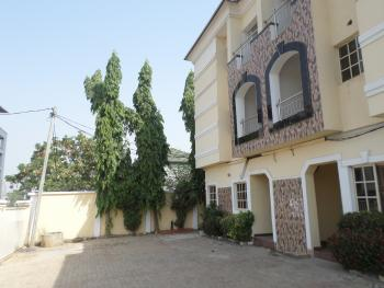 4 Bedroom with 2 Sitting Rooms +bq, Wuye, Abuja, Terraced Duplex for Rent