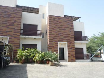 4 Bedrooms with 2 Sitting Rooms +bq, Maitama District, Abuja, Terraced Duplex for Rent