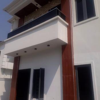 Luxury 4 Bedroom Duplex, By Second Round About, Ikate Elegushi, Lekki, Lagos, Semi-detached Duplex for Rent