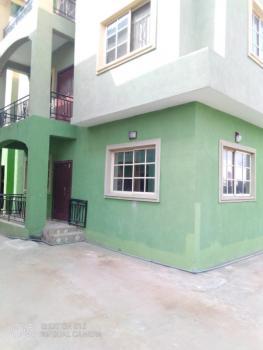 Executive Three Bedroom Flat, Peace Estate, Soluyi, Gbagada, Lagos, Flat for Rent