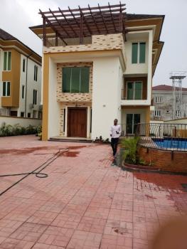 New Six Bedrooms House, 2nd Avenue, Banana Island, Ikoyi, Lagos, Detached Duplex for Rent