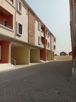 Very Lovely New 4 Bedroom Townhouse and Bq, Off Kusenla, Ikate Elegushi, Lekki, Lagos, Terraced Duplex for Sale