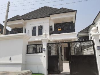 Neatly  Built 4bedroom Semi Detached House, Canal View Estate, Osapa, Lekki, Lagos, Semi-detached Duplex for Sale