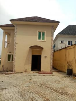a Fully Detached 4 Bedroom Duplex Ensuite with Visitors Toilets, Phase 1, Isheri, Gra, Magodo, Lagos, Detached Duplex for Sale