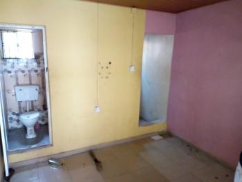 a Lovely Room Self Contained, Fola Agoro, Yaba, Lagos, Flat for Rent