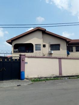 a Very Fantastically Built and Neat 4bedroom Detached Duplex with C of O, Ologun Street, Oke-ira, Ogba, Ikeja, Lagos, Detached Duplex for Sale