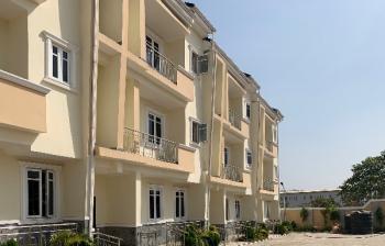 Luxurious 4 Bedroom Terraced Duplex, Guzape, Guzape District, Abuja, Terraced Duplex for Rent