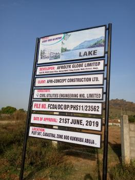 Well Strategic Estate Plot of Lands, City Gate By House on The Rock Church, Wuye, Abuja, Residential Land for Sale