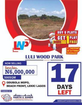 Luli Wood Park, Odubola- Mopo, Lekki Ocean Front. Eti-osa L.g.a, Ajah, Lagos, Residential Land for Sale