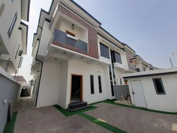 4 Bedroom Semi-detached House, Chevron, Lekki Expressway, Lekki, Lagos, Semi-detached Duplex for Sale
