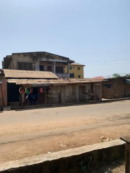 Old Structure of Tenement Building Along Tiled Road, Beside Major Salawu Road, Along Agbowo Tiled Ibadan, Ibadan, Oyo, Shop for Sale