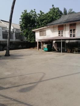 Fully Fenced Land of 2550m2, Oba Elegushi Road, Old Ikoyi, Ikoyi, Lagos, Residential Land for Sale