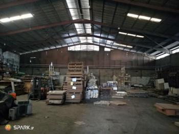 14,433 Sqft Warehouse, Ilupeju Industrial Estate, Ilupeju, Lagos, Warehouse for Rent