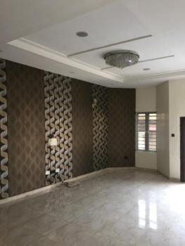 4 Bedroom Semi-detached Duplex with Bq, Osapa, Lekki, Lagos, Semi-detached Duplex for Rent
