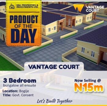 Vantage Court, Bogije, Ibeju Lekki, Lagos, Terraced Bungalow for Sale