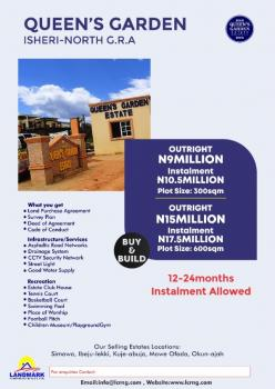 Queens Garden North, Gra, Isheri North, Lagos, Mixed-use Land for Sale