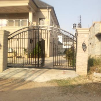 4 Bedroom Detached House with 1room Bq, Kukwaba, Abuja, House for Sale