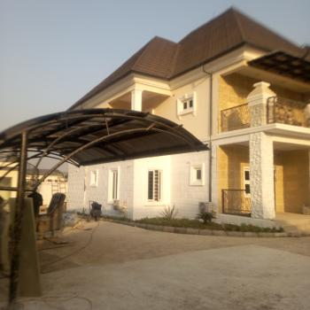 6 Bedroom Detached House with 2 Room Bq and Swimming Pool, Kukwaba, Abuja, Detached Duplex for Sale