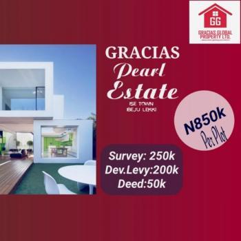 Gracias Pearl Estate, Apakin, Ibeju Lekki, Lagos, Mixed-use Land for Sale
