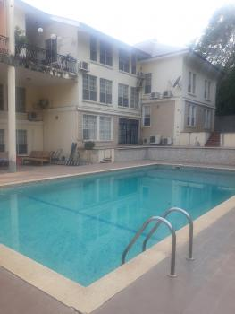 Crispy Finished & Serviced 3 Bedrooms Apartment with Bq, Off Ibb Boulevard Way, Maitama District, Abuja, Flat for Rent