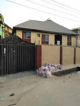 Newly Renovated 2 Bedroom Flat, at Akoka Area, Akoka, Yaba, Lagos, Flat for Rent