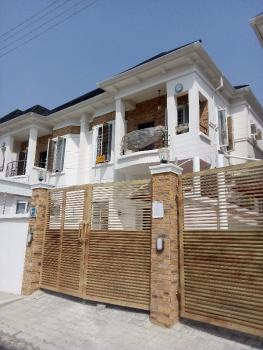 4 Bedroom Semi Detached Duplex with Bq, Orchid Road Opposite Chevron, Chevy View Estate, Lekki, Lagos, Semi-detached Duplex for Sale
