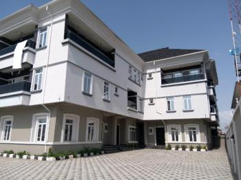 Newly Built and Well Finished Spacious 4 Bedroom Penthouse, Lekki Right By Petrocam, Lekki Phase 1, Lekki, Lagos, Flat for Rent