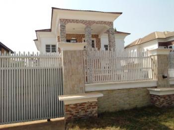 4 Bedroom Fully Detached Luxury Duplex, Nzube Estate Lokogoma, Lokogoma District, Abuja, Detached Duplex for Rent