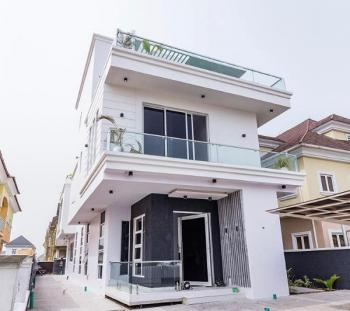 5 Bedroom Detached Duplex with Bq, Pinnock Beach Estate, Osapa, Lekki, Lagos, Detached Duplex for Sale
