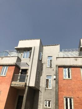 Hot and Still Selling New 4 Bedrooms Terrace Duplex with Bq, Jahi, Jahi, Abuja, Terraced Duplex for Sale