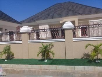 Newly Built 3 Bedroom Fully Detached Bungalow with 2 Room Bq, Gwarinpa Estate, Gwarinpa, Abuja, Detached Bungalow for Sale