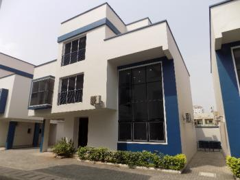 8 Units of 4 Bedroom Fully Detached Duplex with Bq in a Gated Estate, Bourdillion, Old Ikoyi, Ikoyi, Lagos, Detached Duplex for Sale