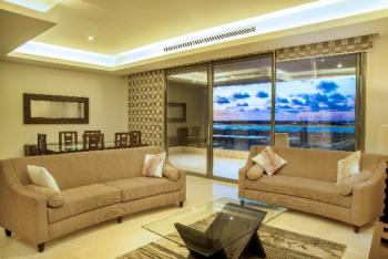 Luxurious Living 3 Bedrooms Apartment, 1412 Ahmadu Bello Way, Victoria Island, Eko Atlantic City, Lagos, House Short Let