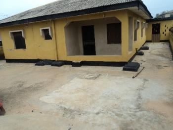 a Well Layout Detached  3 Bedroom House, Oyebade Street, Magada, Ibafo, Ogun, Detached Bungalow for Sale