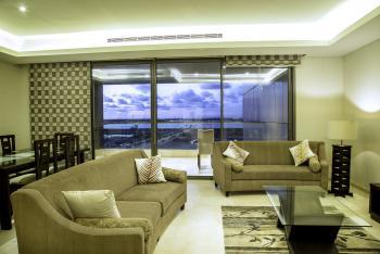 3 Bedroom Luxury Apartment. Check It Out, 1412 Ahmadu Bello Way, Victoria Island Extension, Victoria Island (vi), Lagos, Flat Short Let