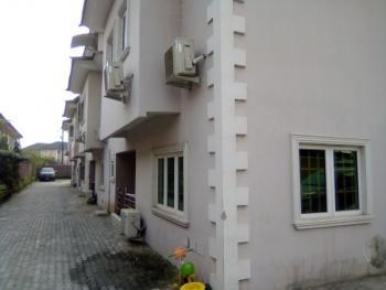 a Massive 4 Bedroom Duplex with a Bq, Osapa, Lekki, Lagos, Semi-detached Duplex for Rent