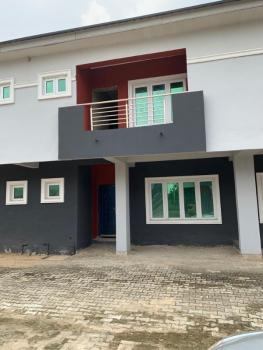 2 Bedroom Terrace Duplex with Bq (advanced Carcass), Meridian Park Estate, Opic, Isheri North, Lagos, Terraced Duplex for Sale