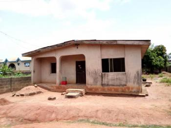 2bedroom Flat and 2nos Mini Flat on Half Plot, Dalemo, Ado-odo/ota, Ogun, Detached Bungalow for Sale