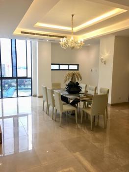 Exquisite 3 Bedroom Apartment, Off Adeola Odeku, Victoria Island (vi), Lagos, Flat for Rent