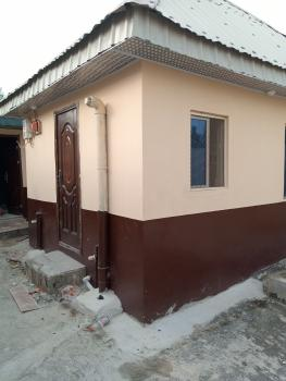 Nice Studio Apartment, Yogurt Street Off Oke Iranla, Oke Ira, Ajah, Lagos, Self Contained (single Rooms) for Rent
