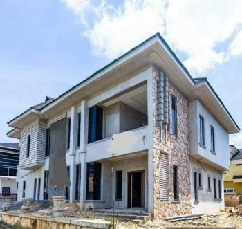 5 Bedroom Detached Duplex with 1room Bq, 3 Living Rooms and a Gym, Phase 1, Lekki Gardens Estate, Ajah, Lagos, Detached Duplex for Sale